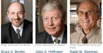 2011諾貝爾生物醫學獎得主與樹突細胞! Immune pioneers share Nobel prize for medicine