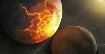 地球40億年前也演過行星大遷徙?