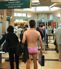 維安劇場: TSA 的飛安檢查