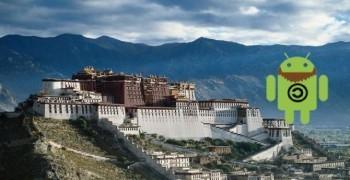F-Droid 與西藏布達拉宮