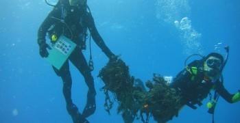「不知道為甚麼耶,臺灣的海洋垃圾裡超級多牙刷的!」–專訪環境資訊協會專案經理林育朱