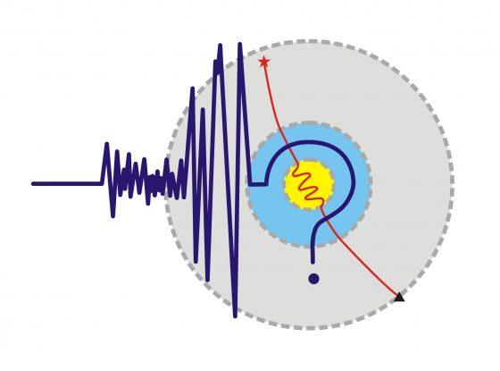 地震波PKJKP
