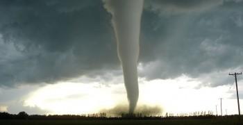 災害預測新技術 (五):風神駕到  難以捉摸龍捲風暴
