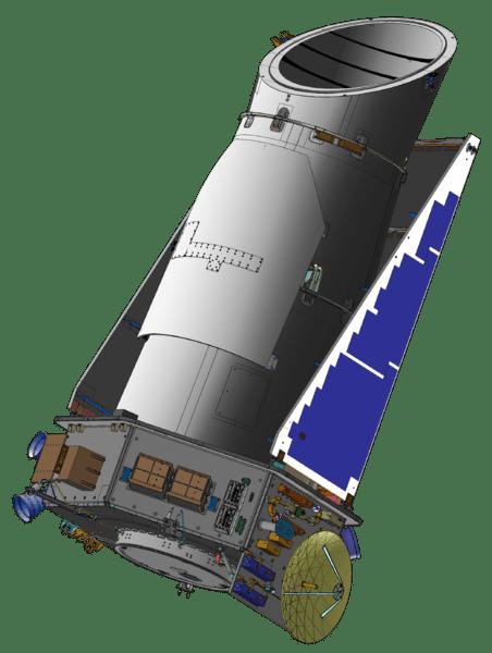 克卜勒太空望遠鏡
