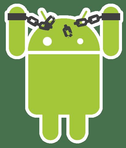 讓你的 android 手機斷開鎖鏈!