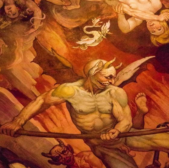 地獄信仰真的能嚇阻犯罪嗎?