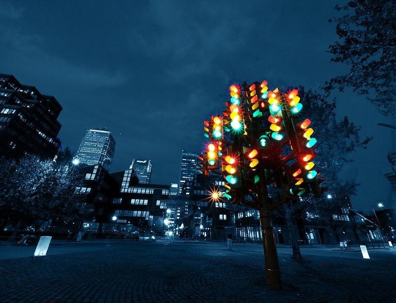 交通號誌燈模擬:省時省油的好方法