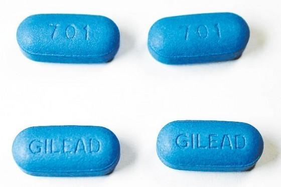特魯瓦達(Truvada)藥丸