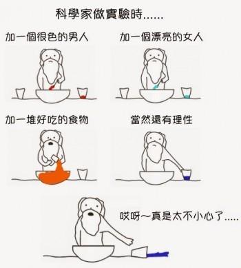 這個實驗到底是怎麼做的呢?(解剖員自製圖片)