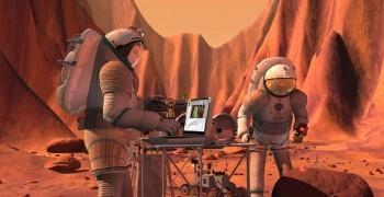 從火星帶回的樣品怎麼處理?先問問伊波拉防疫專家
