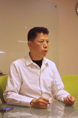 工研院巨資中心技術經理林建宏