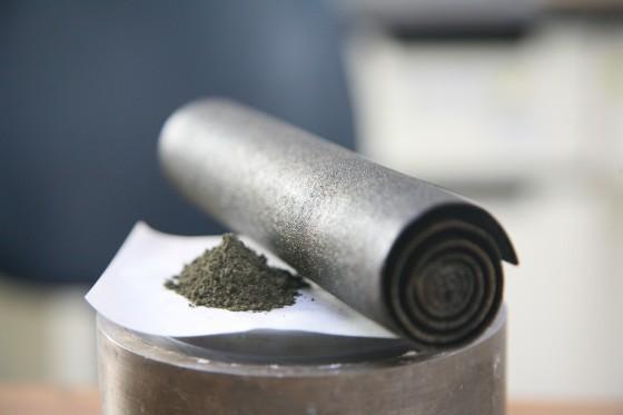 鐵鈷複合鎳觸媒。