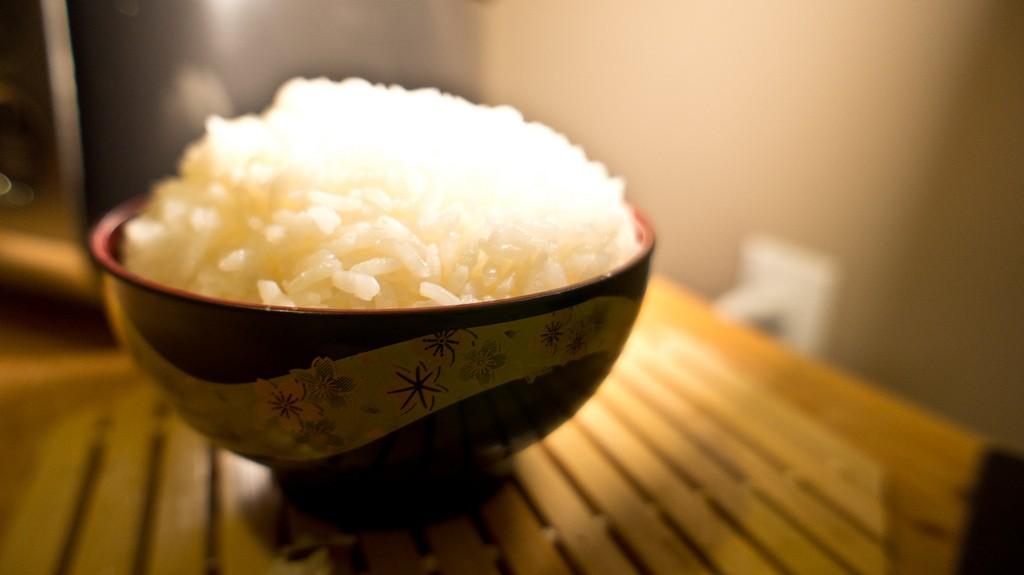 油脂加米飯:能讓熱量減少60% ?