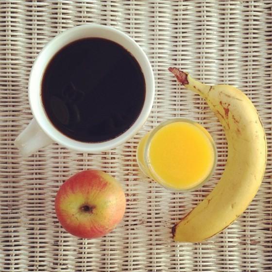 coffee banana