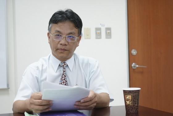 國衛院生藥所陳炯東副所長。攝影/葉人瑋