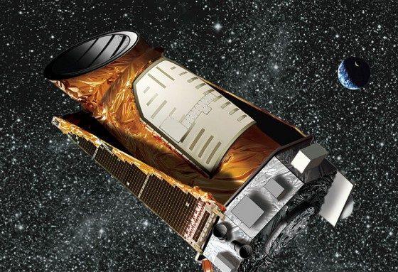 克卜勒太空望遠鏡至今已經找到上千個太陽系外的行星,包括前一陣子轟動一時的「地球2.0」。(圖片來源:NASA)