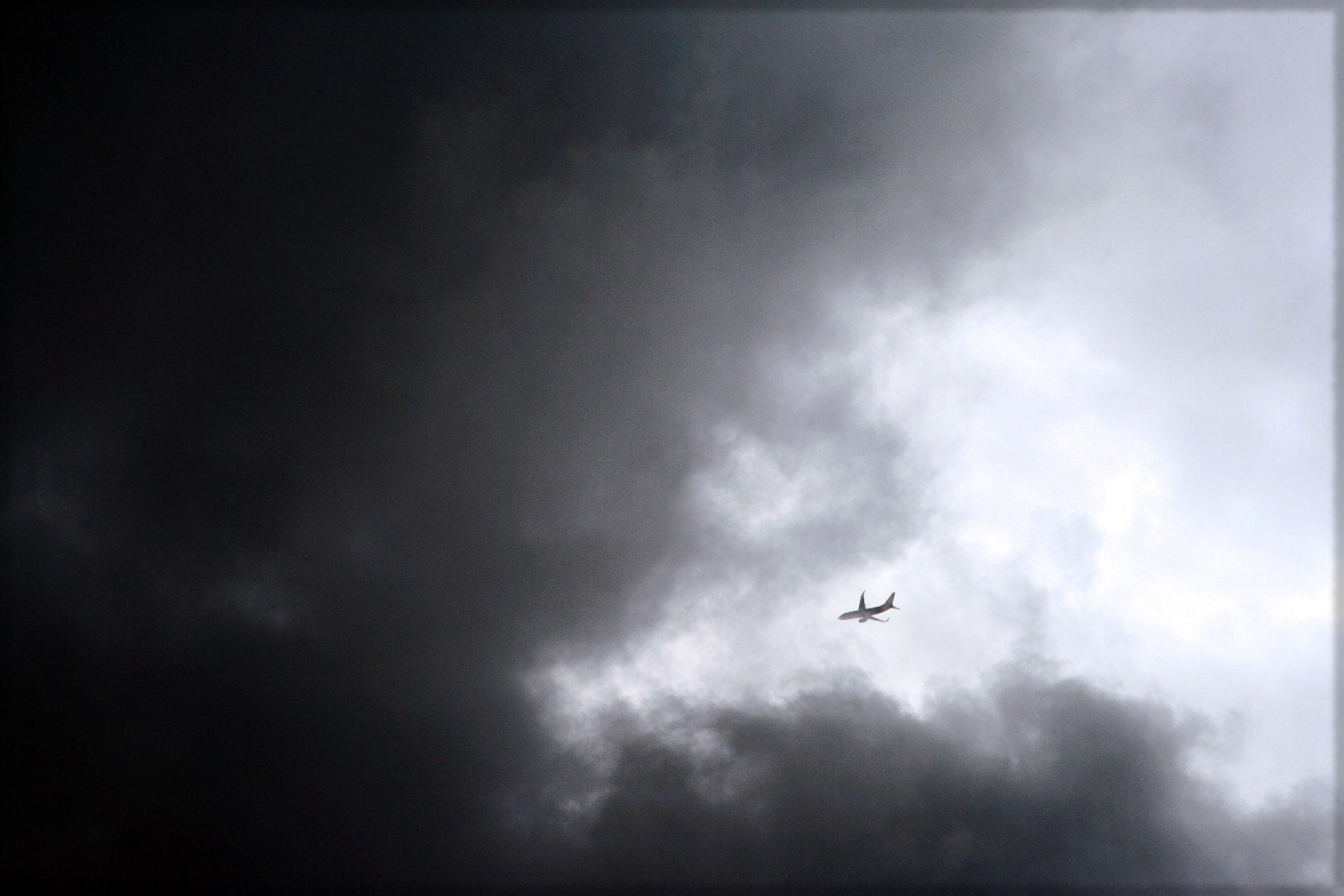 當亂流發生時-《機艙機密》