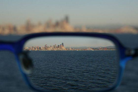 眼鏡,PanSci
