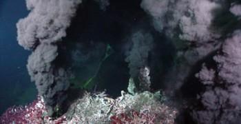 是誰住在深海的大煙囪裡?海底熱泉的秘密