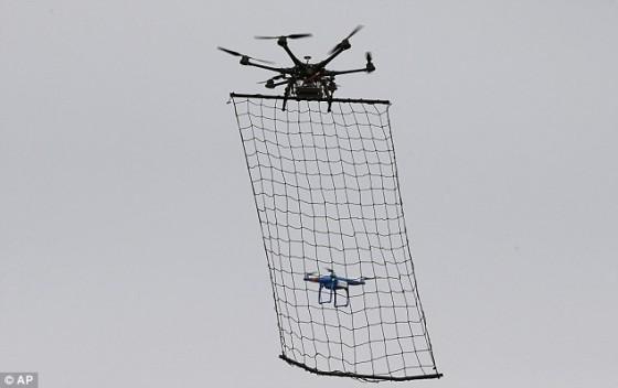 日本的無人機