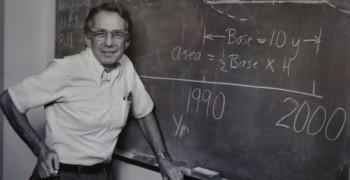 唐獎永續發展獎 頒給能源效率教父羅森費爾德