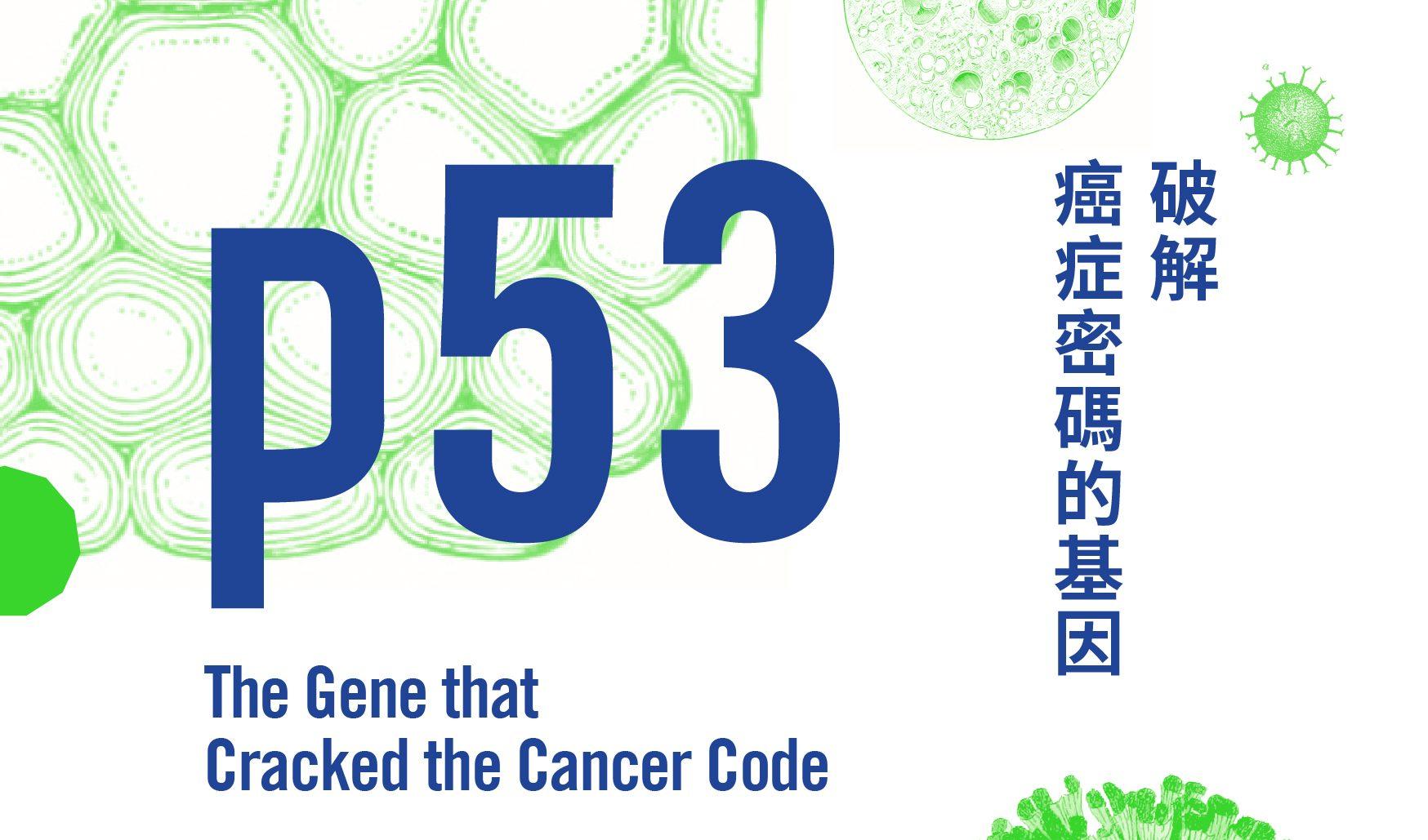 揭開 p53 抑癌功能的足跡—《p53:破解癌症密碼的基因》