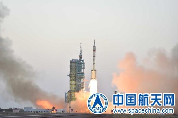 圖片來源:中國航天科技集團公司(宿東/摄)