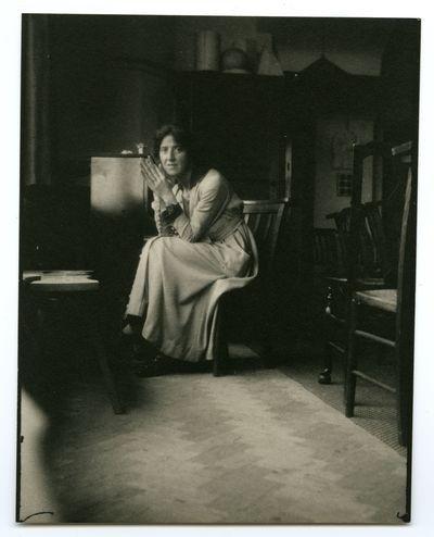 1921年的瑪麗,由蕭伯納所攝。(圖片來源)