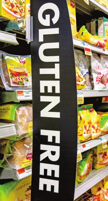 無麩質食品是時下潮流,但某些產品可能含有過多的鹽分與糖分。圖/《BBC知識》提供