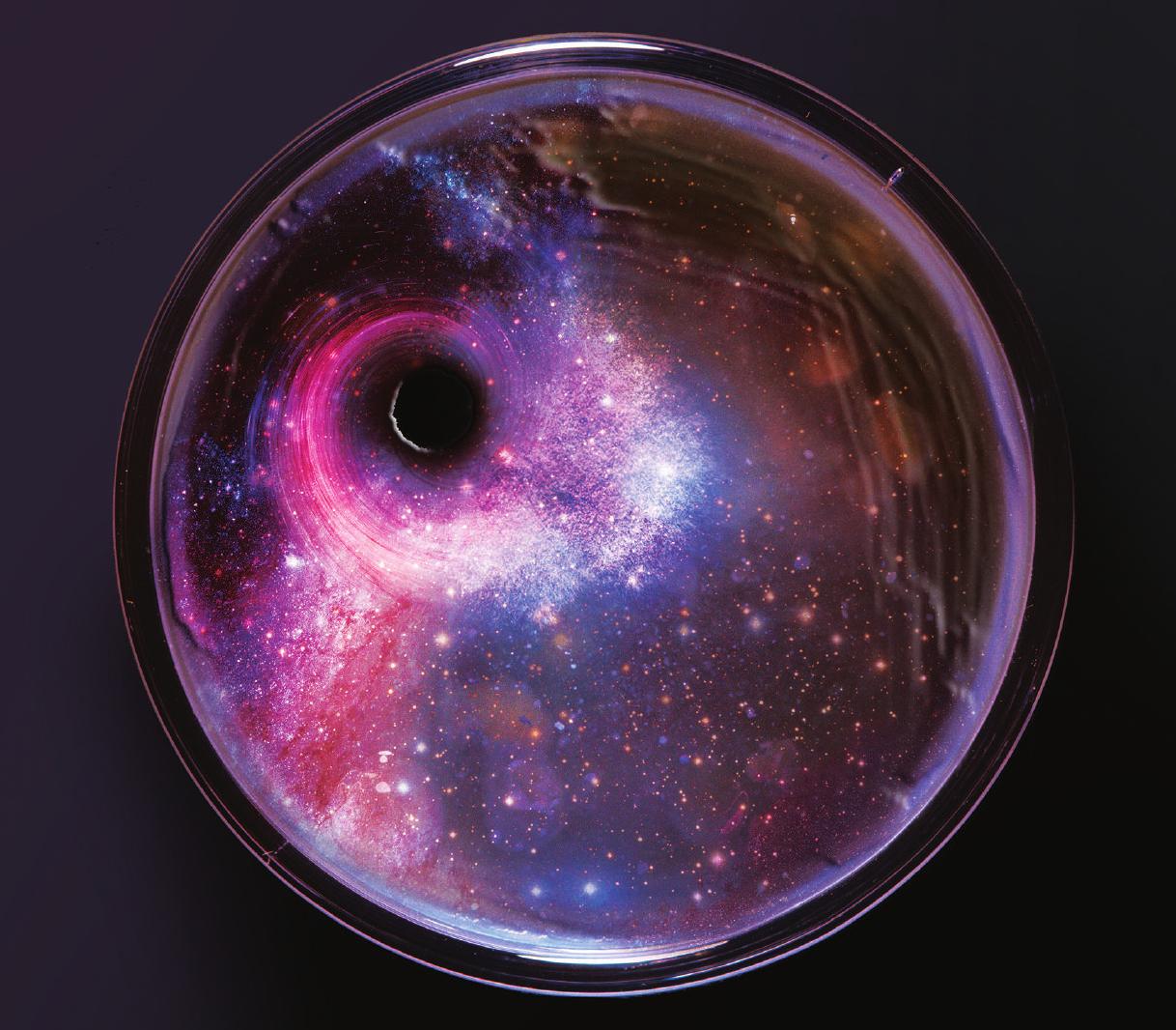 人造宇宙:不能養在培養皿,就打造虛擬複製品吧!—《BBC知識》