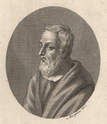 希帕索斯。圖/Public Domain