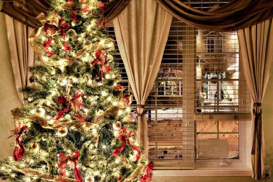 聖誕樹是聖誕節重要的象徵物之一。圖/Artur Staszewski@flickr, CC BY-SA 2.0
