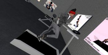 看著自己的虛擬分身運動也能減肥?—《超級好!用遊戲打倒生命裡的壞東西》