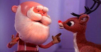 聖誕馴鹿魯道夫,鼻子為什麼這麼紅?
