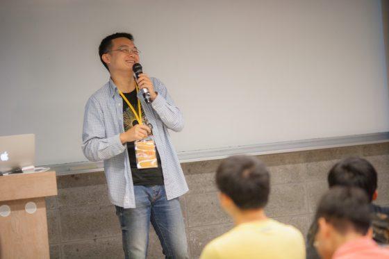 陳家祥:「在同步輻射領域,台灣可以跟美中歐洲等大國競爭,真的是一個蠻厲害的事情。」