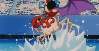科學寶可夢 #99 巨鉗蟹:一萬馬力的鉗子是多厲害?