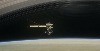 卡西尼號最終任務啟動!探索土星與土星環之間的未至之境