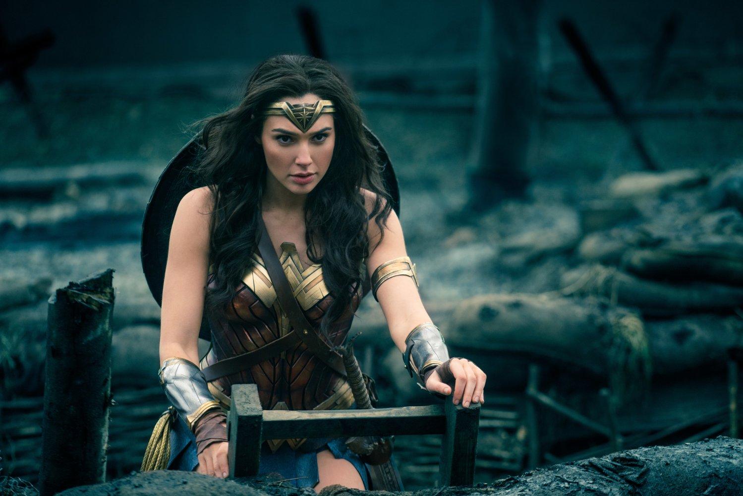 神力女超人的身材跟能力不科學?那是因為你漏看了她科學的那一面