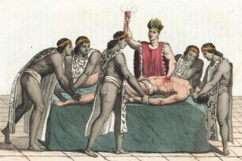 商王殺很大!被當成牲畜屠宰的人牲,從何而來?