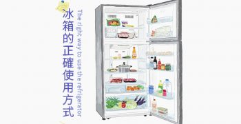 食物都丟冰箱還尋求生鮮是否搞錯了什麼?--冰箱的正確使用方法