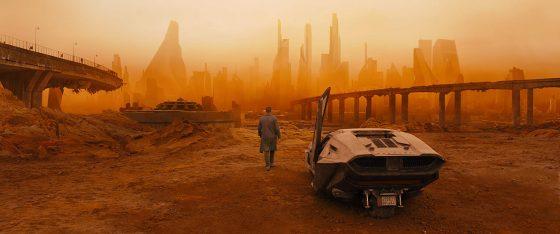 科幻電影《銀翼殺手2049》劇照