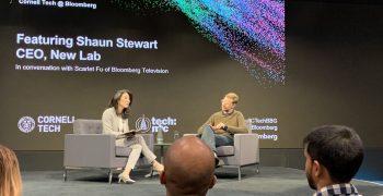 我是個學生,我創業:談談「學生創業」與 創業校園Cornell Tech