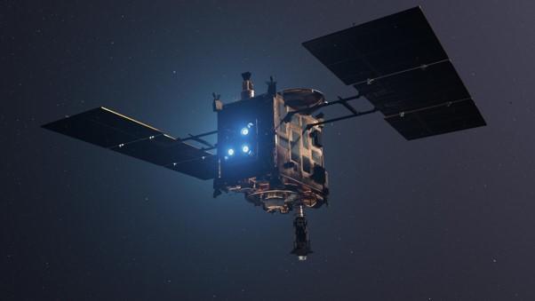 我們的征途是星辰大海:回顧隼鳥二號的億里長征